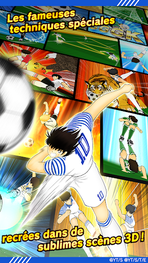 Captain Tsubasa: Dream Team  captures d'écran 3