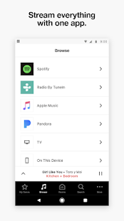 Sonos Controller for Android- screenshot thumbnail