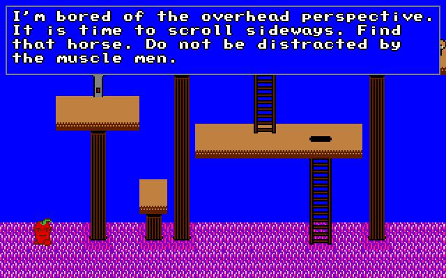 Скриншот Horse Game
