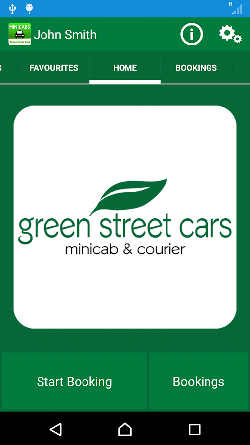Green Street Cars- screenshot