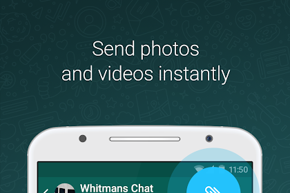 WhatsApp Messenger 2.20.30