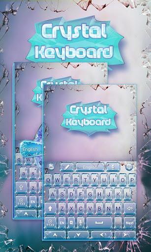 クリスタルキーボード