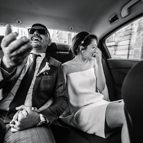 Wedding photographer Ahmed chawki Lemnaouer (Cheggy). Photo of 23.10.2018