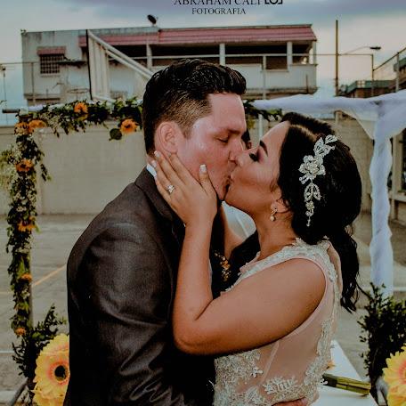 Wedding photographer Abraham Cali (abrahamcali). Photo of 05.12.2017