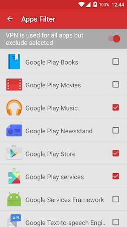 Free & Premium VPN - FinchVPN 1.3.1 screenshot 73542