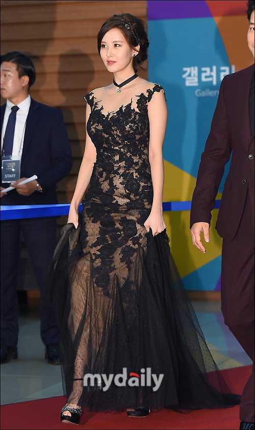 seohyun gown 9