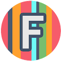 Flat Moon - Icon Pack APK