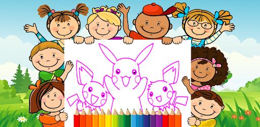 Descargar Coloring Book For Super Pikachu Para Pc Gratis
