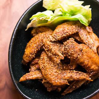 Tebasaki (Japanese Fried Chicken).