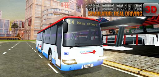 Приложения в Google Play – City Bus Parking 3D Simulator: Real ...