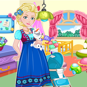 Baby nursery decoration android apps on google play for Baby room decoration games