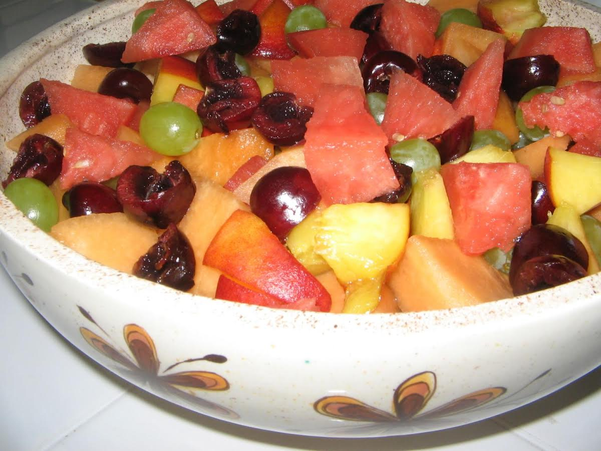 Fresh Fruit Bowl Just A Pinch Recipes