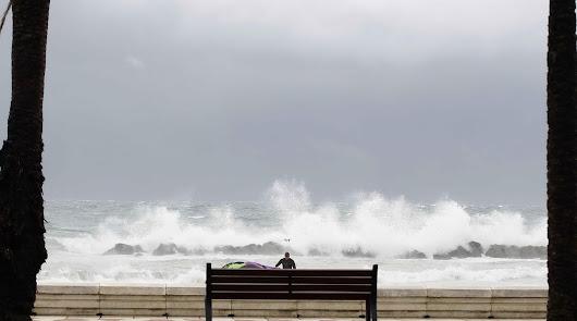Marzo entra con avisos por viento en la provincia