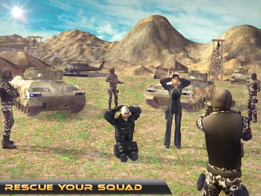 無料动作Appのブラボースナイパー:戦争3Dシューター 記事Game