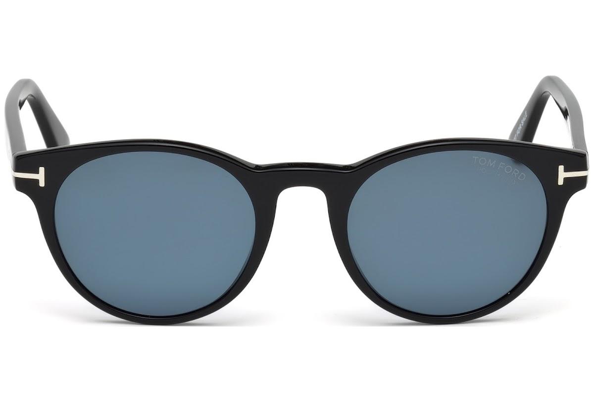 Black Gafas De Ft0522 Ford Palmer 01vshiny Comprar C51 Sol Tom lTKcF1J