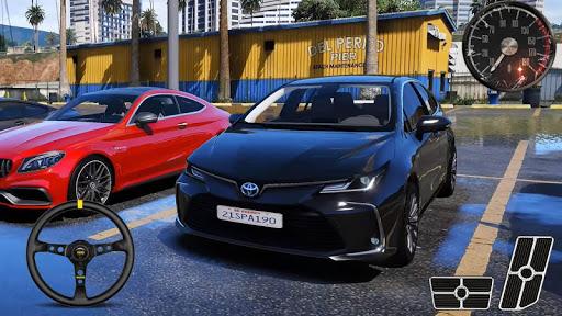 Parking Series Toyota - Corolla Drive Speed School 1.0 screenshots 1