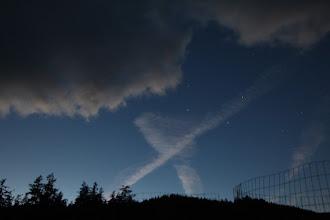 Photo: X marks the spot