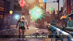 DEAD TRIGGER 2 - Zombie Survival Shooter FPS screenshot for Android