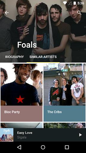 7digital Music Store screenshot 5