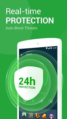 Power Security-Anti Virus, Phone Cleaner & Booster - screenshot
