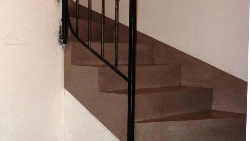 Kit complet pour faire son escalier en béton ciré