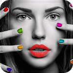 Photo Color Effects Icon