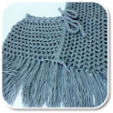 Crochet Poncho icon