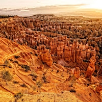 Bryce Canyon sunrise di