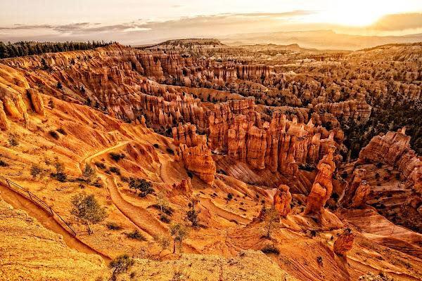 Bryce Canyon sunrise di bondell