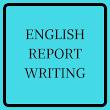 ENGLISH REPORT WRITING icon