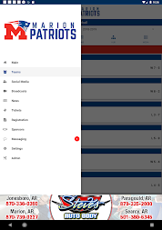 Marion Patriots Athletics APK screenshot thumbnail 22