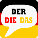 Der Die Das -German Grammar articles -Learn German icon