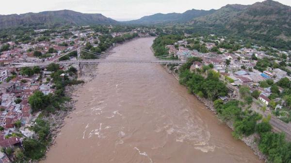 Resultado de imagen para rio magdalena honda tolima