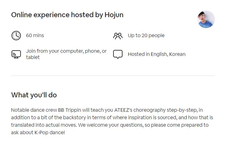 hojun airbnb