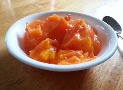 Orange Sherbet Salad Recipe