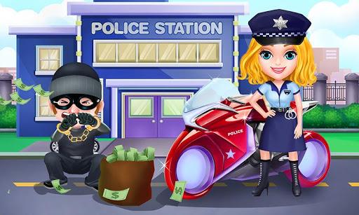 Girls Power Story: Police Hero 1.1 Screenshots 3