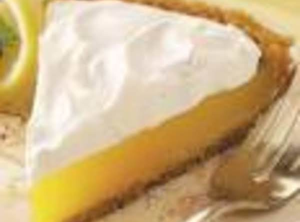 Favorite Lemon Pie Recipe