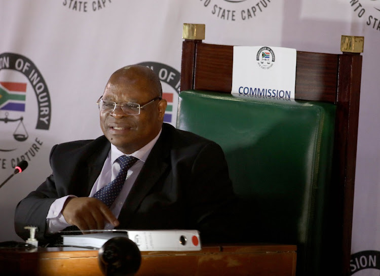 "The writer wonders how .Deputy Chief Justice Raymond Zondo's faith has helped him, ""facing all these people with no or very low morals""."