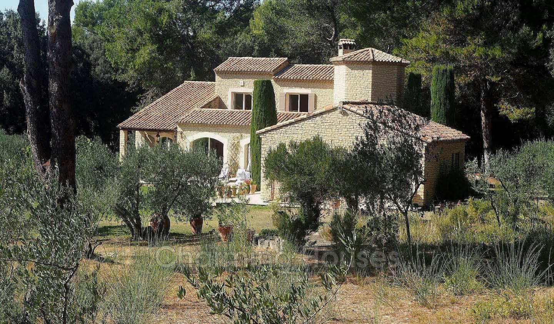 House with pool Les Baux-de-Provence
