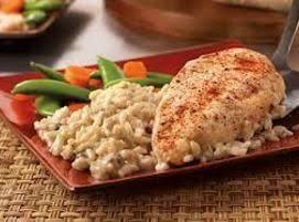 Chicken Or Pork Chops In Rice Recipe