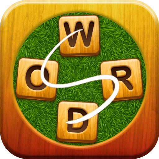 Word Cross Connect : English CrossWord Search Game Icon