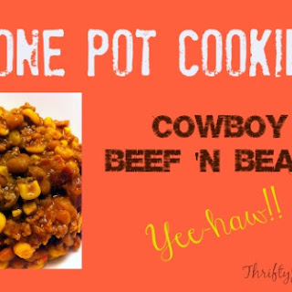 Cowboy Beef and Beans Recipe and Good Cook Kitchen Drawer Contest