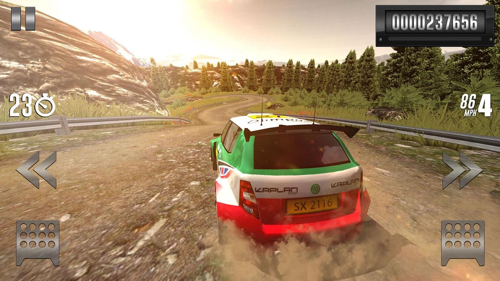 Rally Racer Drift- screenshot