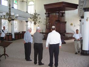 Photo: De synagoge