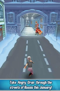 Angry Gran Run - Running Game- screenshot thumbnail