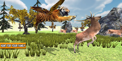Flying Tiger Simulator screenshots 3