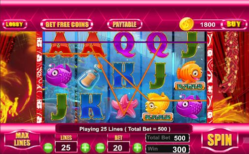 goldfish casino slot cheats