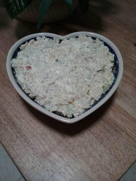Cucumber Potato Salad Recipe