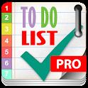 TODO LIST – Task Reminder PRO icon