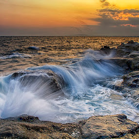 splash by Kadek Lana - Landscapes Beaches ( kadek wismalana )
